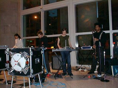 Octant Live 1997-1998
