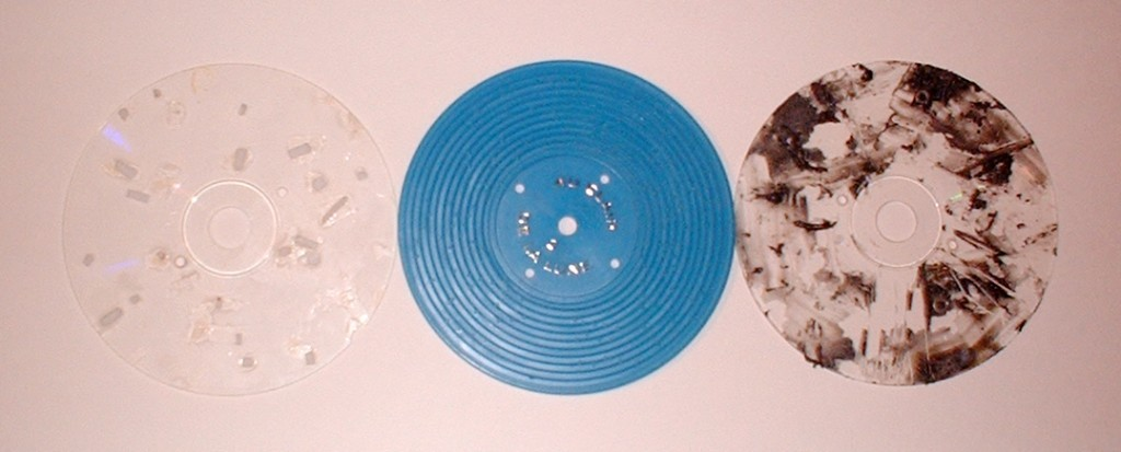 Homemade Discs for Modified Fisher Price Music Box