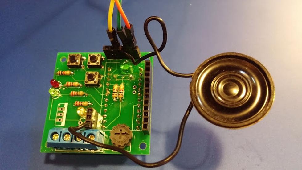 Magnetic Membrane Cello Board