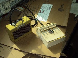 Electric Thumb Piano Workshop