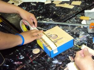 Electric Thumb Piano Workshop