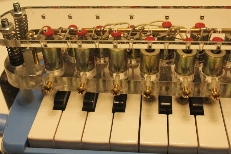 Robotic Melodica