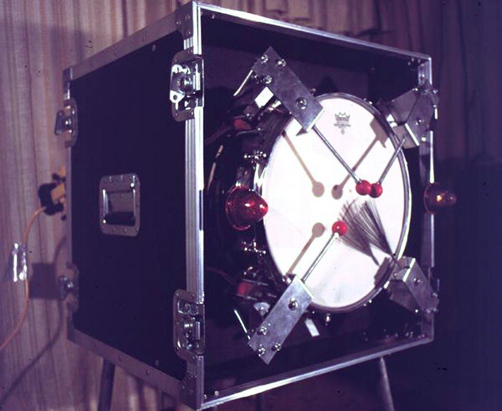 Robotic Snare Drum 1999