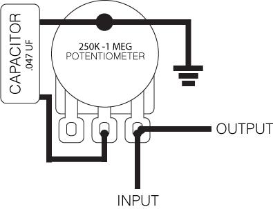 Tone Control Wiring